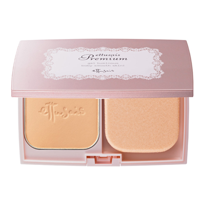 ettusais premium chiffon foundation case