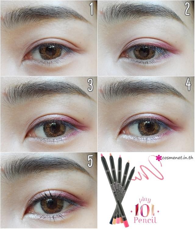 play 101 eye makeup