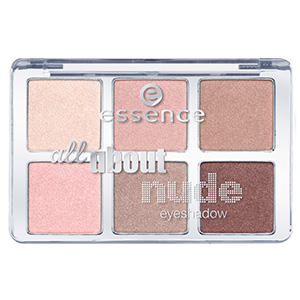 essence new in town all about eyeshadow palette nude