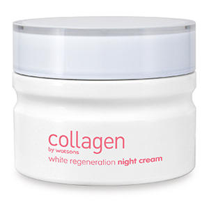 Watson Collagen White Regeneration Night Cream