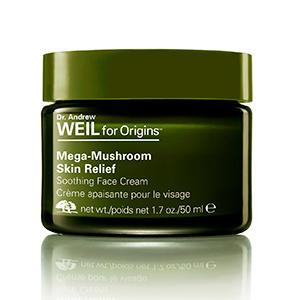 Dr Andrew WeilTM for Origins Mega Mushroom products Skin Relief Collection Soothing Face Cream