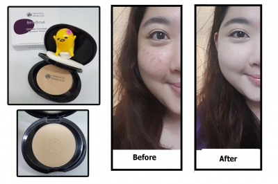 Beneficial Ultimate Coverage Foundation Powder