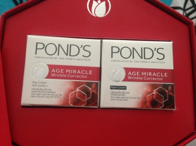 Age Miracle Wrinkle Corrector Day Cream