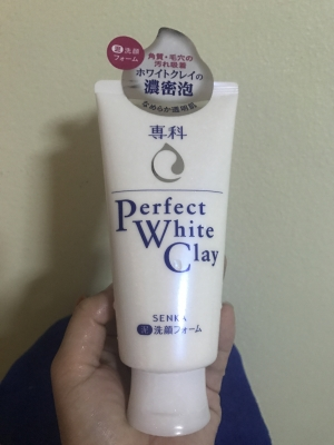 Perfect White Clay