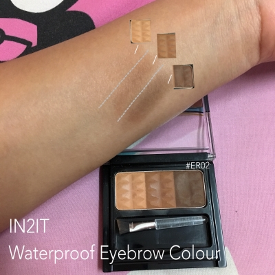 Waterproof Eyebrow Colour