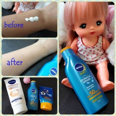 Sun Protect & Refresh Body Lotion SPF50 PA++++