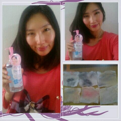 Perfect Cleansing Water Oil Clear