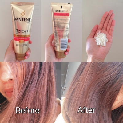 3 Minute Miracle Color & Perm