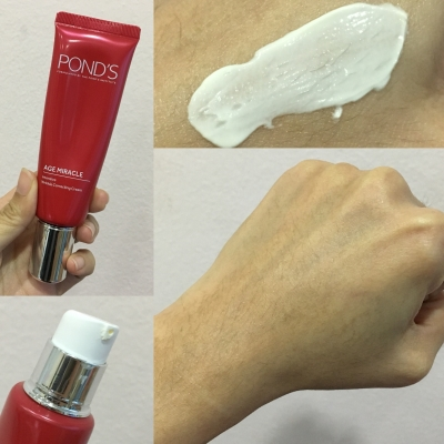 Age Miracle Intensive Wrinkle Correcting Cream