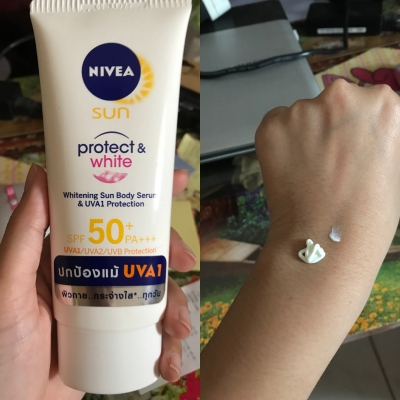 Sun Protect & White Daily Body SPF50+ PA+++