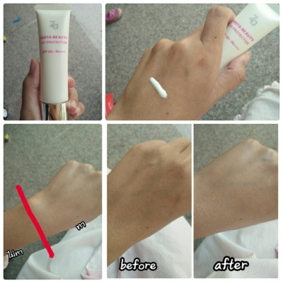 Insta-Beauty UV Protector SPF50+ PA++++