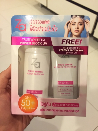 True White EX Power Block UV SPF50+ PA++++