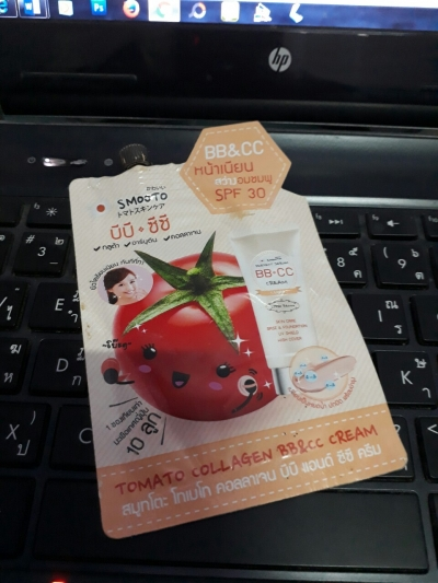 Tomato Collagen BB&CC Cream