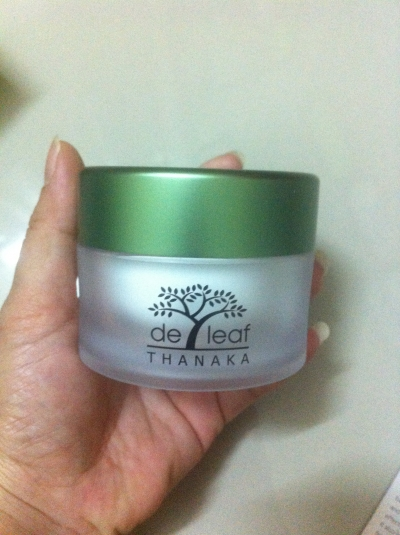 Moisturizing & Whitening Cream
