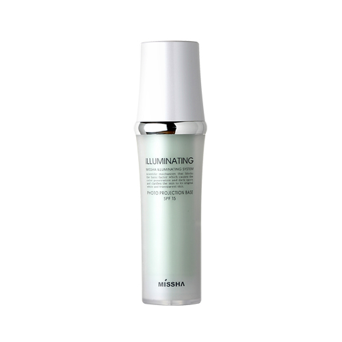 Illuminating Photo Projection Base SPF 15 (Green)