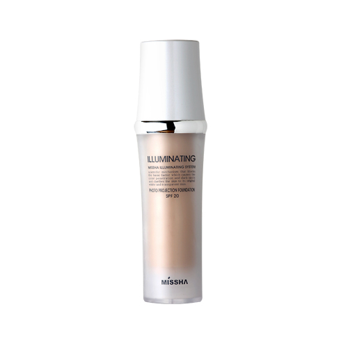 Illuminating Photo Projection Foundation SPF 20 (No.21)