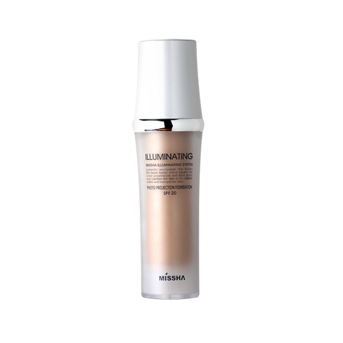 Illuminating Photo Projection Foundation SPF 20 (No.23)