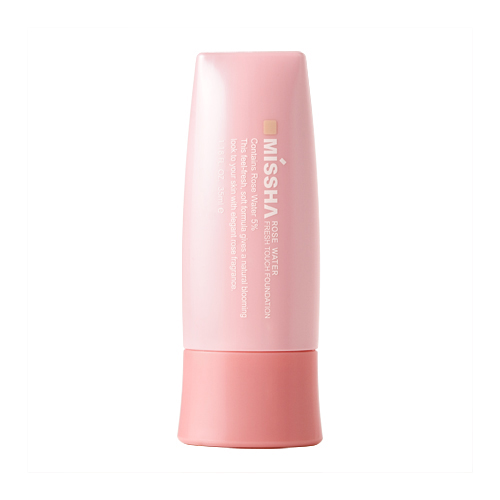 Rose Water Fresh Touch Foundation(No.21)