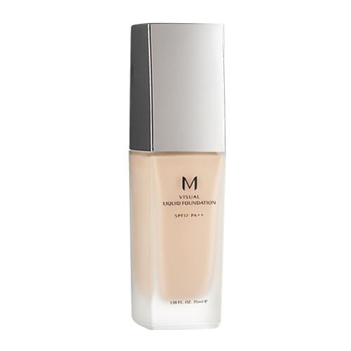 M VISUAL Liquid Foundation SPF17/PA++
