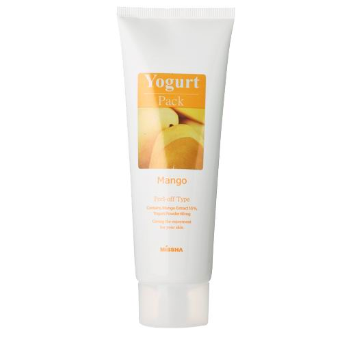 Mango Yogurt Pack (Peel-Off Type)