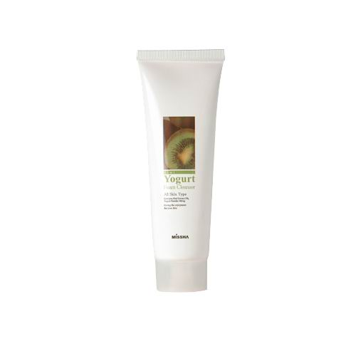 Kiwi Yogurt Foam Cleanser