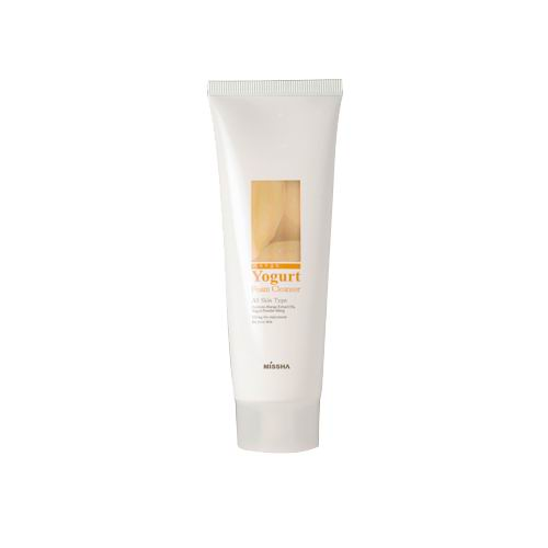 Mango Yogurt Foam Cleanser