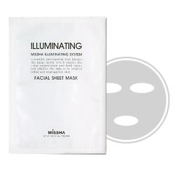 Illuminating Facial Sheet Mask