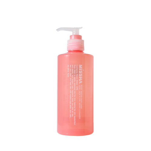 Rose Water Ideal Face & Eye Water Cleanser
