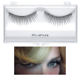 False Eyelashes Classic Diamante