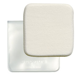 Cream Foundation Sponge with Case