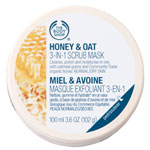 Honey & Oat 3-in-1 Scrub Mask
