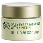Daily Eye Treatment with Kinetin