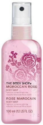 Moroccan Rose Body Mist
