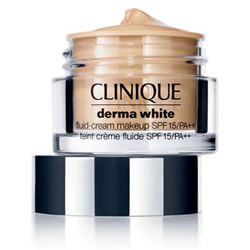 Derma White Fluid-Cream Makeup SPF15/PA++