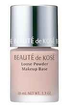 Loose Powder Makeup Base