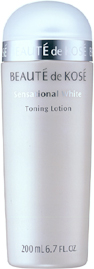 Sensational White Toning Lotion
