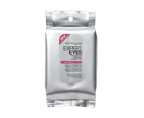 Expert Eyes 100% Oil-Free Makeup Remover Pads