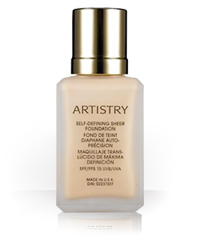 Self-Defining Sheer Foundation SPF 15/ PA