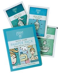 Pamper pack-bath