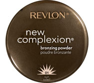 New Complexion Oil-Free Bronzing Powder