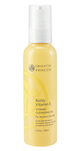 Richly Vitamin E Vitamin Cleansing Oil