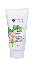 Princess Garden Oriental White Flower Perfumed Hand Cream