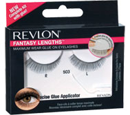 Fantasy Lengths Maximum Wear Gule-On Eyelashes