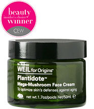 Plantidote™ Mega-Mushroom Face Cream To optimize skins defenses