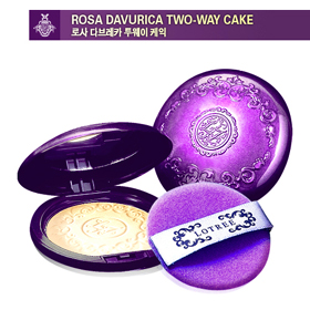 Rosa Davurica Two-Way Cake
