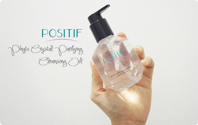 review positif cleansing oil