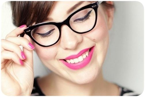 glasses makeup 4