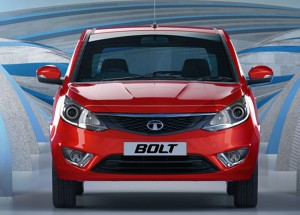 Tata Bolt - Front View