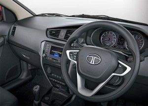 Tata Bolt Dashboard Interiors
