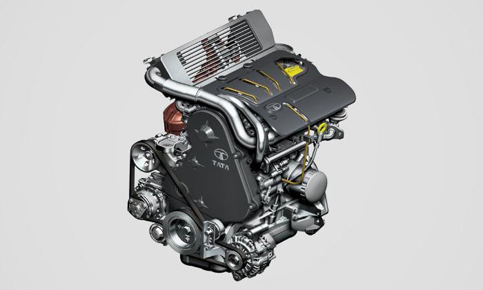 Tata Indica CR4 Engine